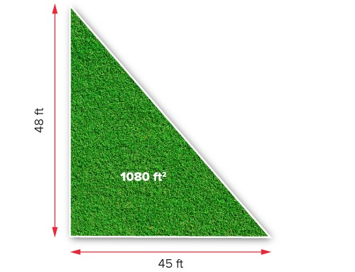 How to measure artificial grass 3a