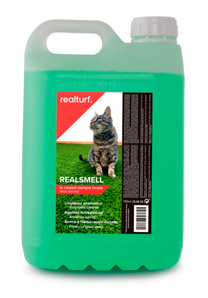 RealSmell enzymatic cleaner