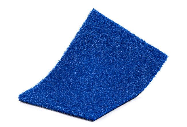 Césped artificial Gymsport blue, ideal para zonas deportivas.