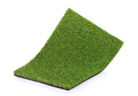 Césped artificial Gymsport green, ideal para zonas deportivas.