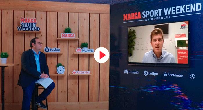 Entrevista Realturf Marca Sport Weekend