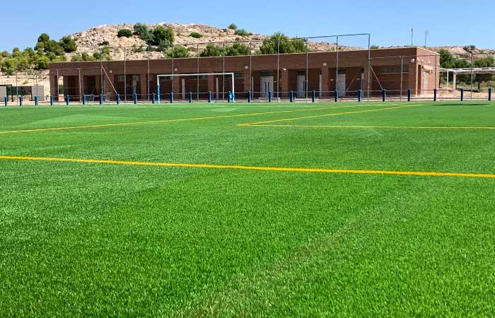 Césped artificial fútbol Yecla