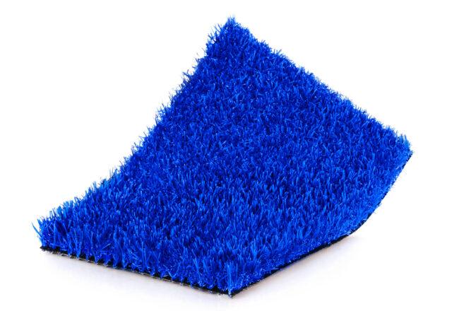 Césped artificial color kids azul, da color a tus espacios.