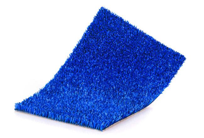 Césped artificial drive pro blue para pádel.