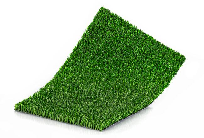 Césped artificial Drivepro green para pádel.