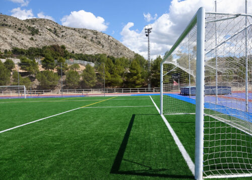 Césped artificial fútbol Barxell Petrer 6