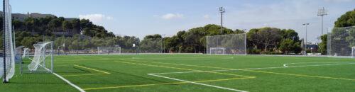 Césped artificial hipódromo Alicante