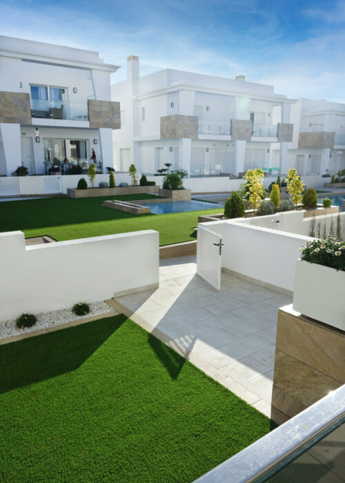 Césped artificial residencial Torrevieja 4