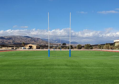 Artificial grass in Viator Rugby Field