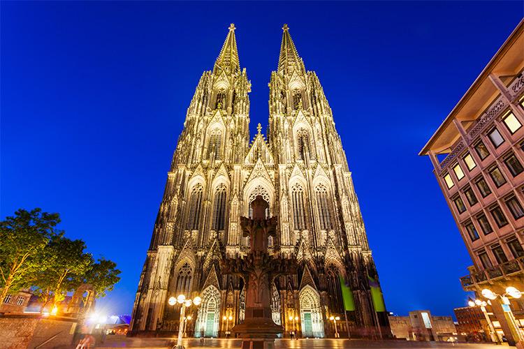 Catedral Colonia, Alemania