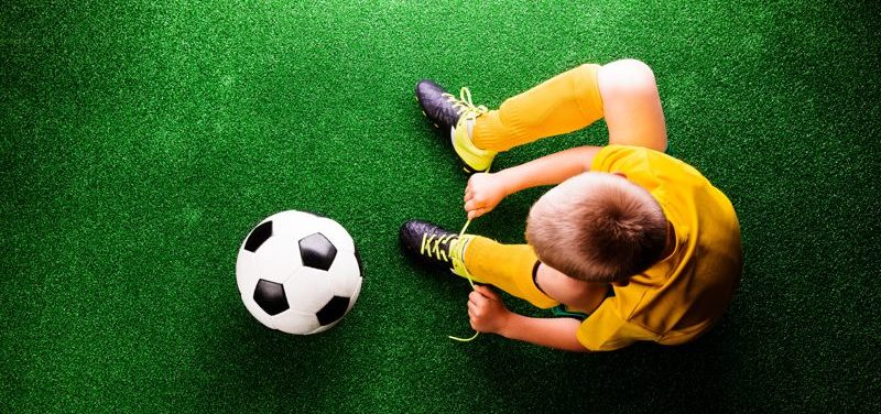 Crea tu propio campo de fútbol en casa sin gastar mucho dinero