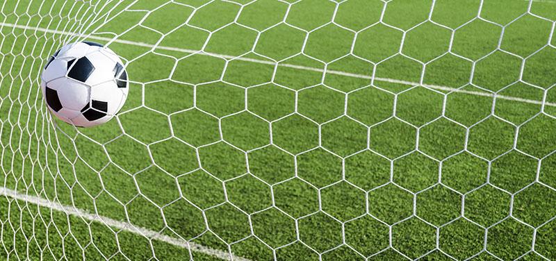 Tipos de césped artificial para campos de fútbol