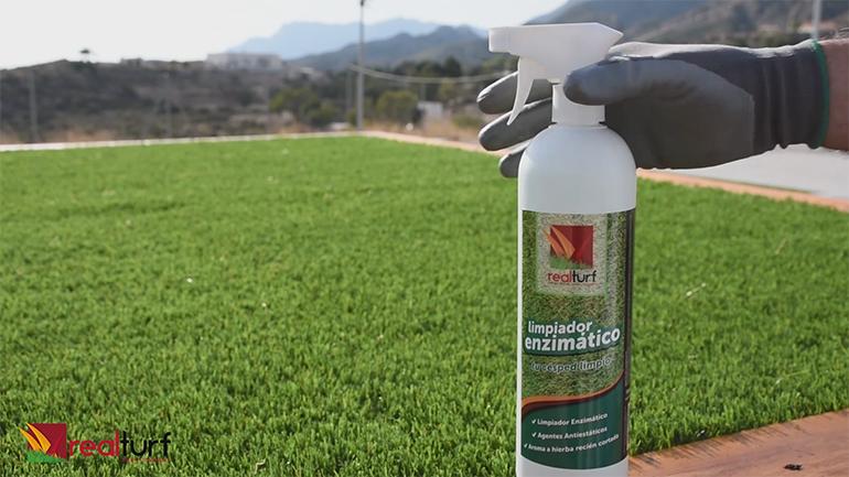 aplicar limpiador enzimatico realsmell