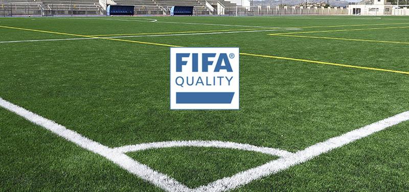 Realturf obtiene el título de empresa FIFA® Licenciada