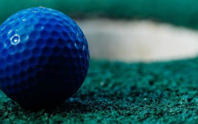 Sports artificial turf: the golf courses