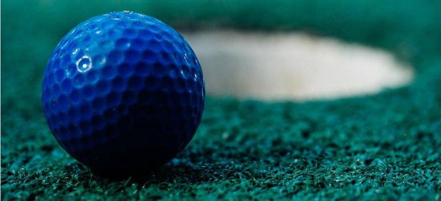Césped artificial deportivo: los campos de golf