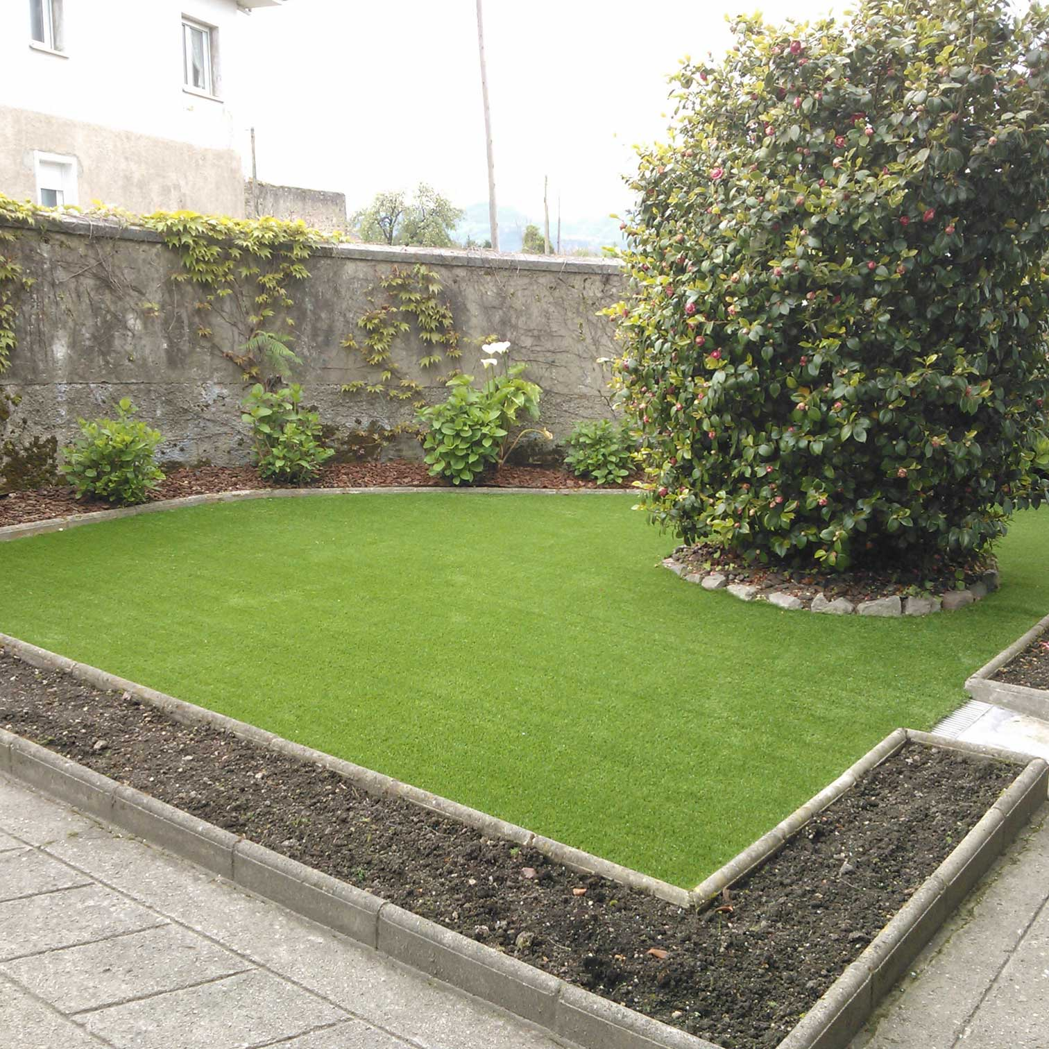 Galer a c sped artificial c sped artificial realturf for Cesped para jardin