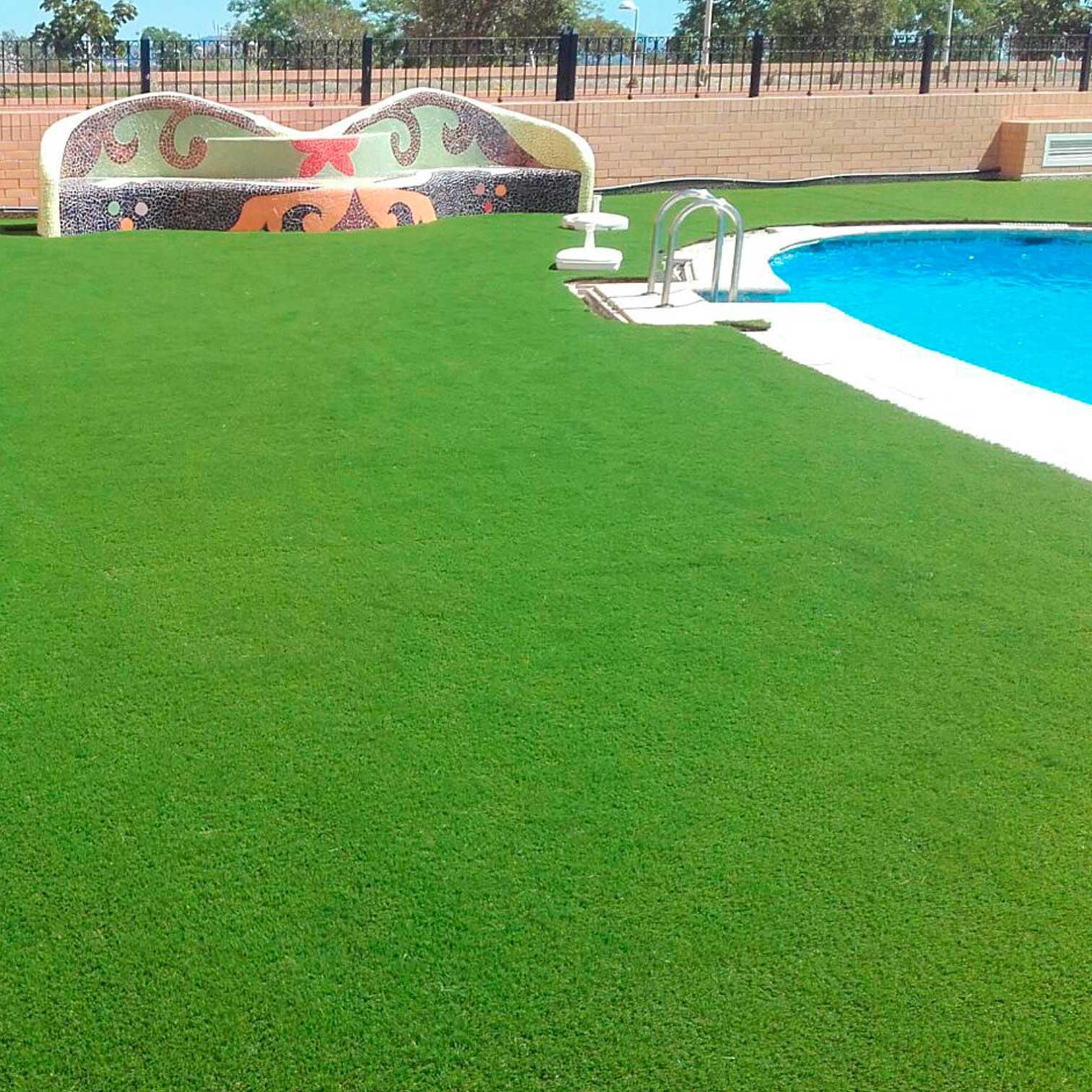Galer a c sped artificial c sped artificial realturf - Cesped artificial piscinas ...