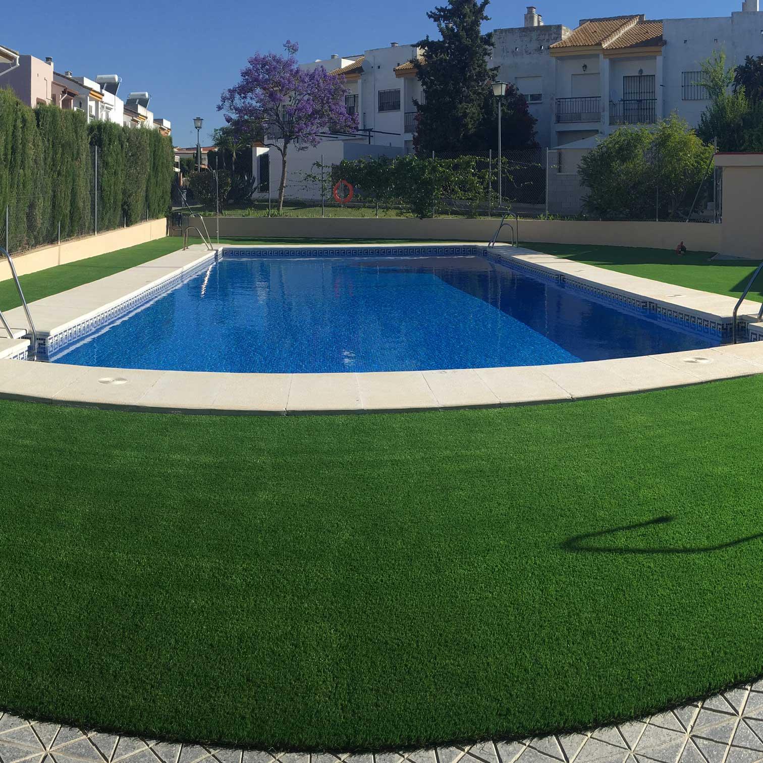 C sped artificial alrededor de piscina c sped artificial - Cesped artificial piscina ...