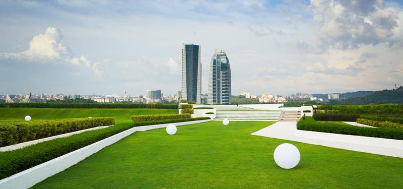 Lugares famosos donde se ha instalado césped artificial