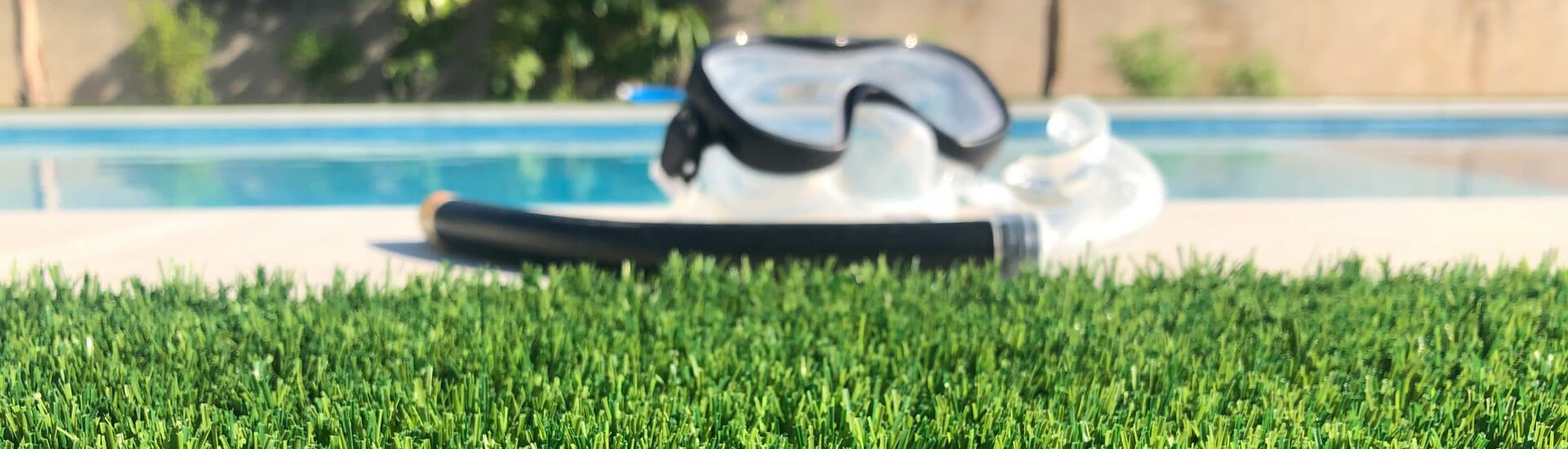 Gafas de buceo y piscina